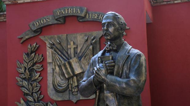 Recuerdan a Juan Pablo Duarte en el 205 aniversario de su nacimiento