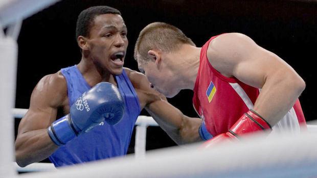 Euri Cedeño cae ante ucraniano y termina sueño de presea olímpica.