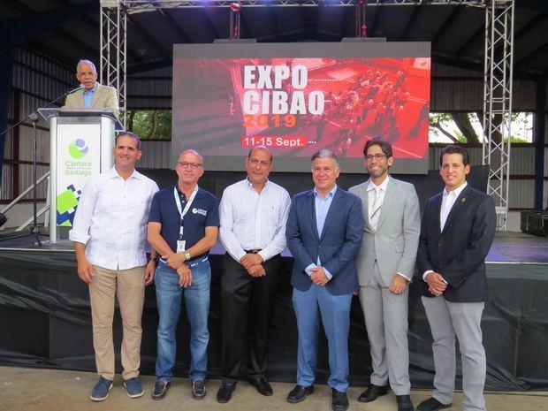 Comité Organizador de ExpoCibao 2019.