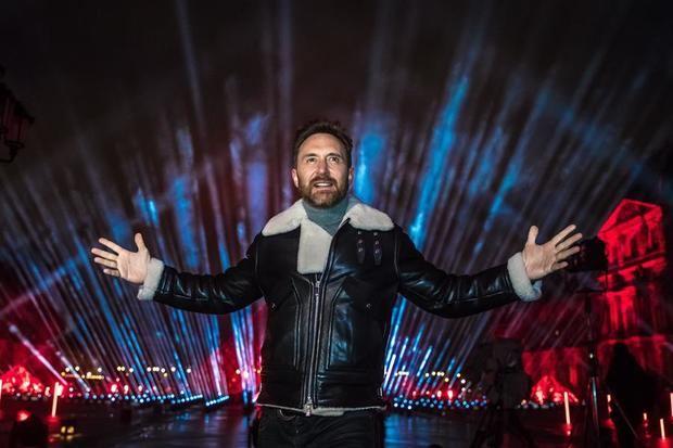 David Guetta dará un concierto de Nochevieja desde la Pirámide del Louvre