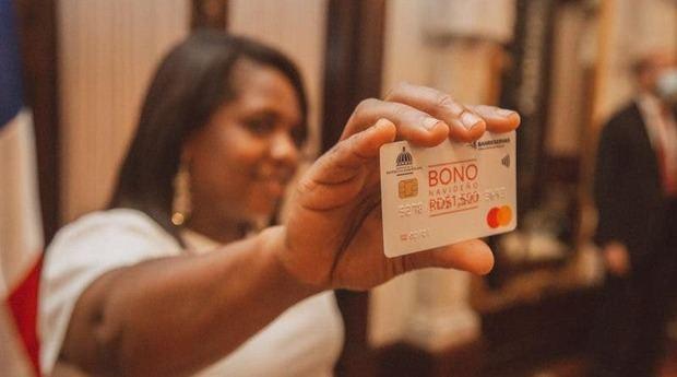El bono navideño comienza a circular hoy viernes.
