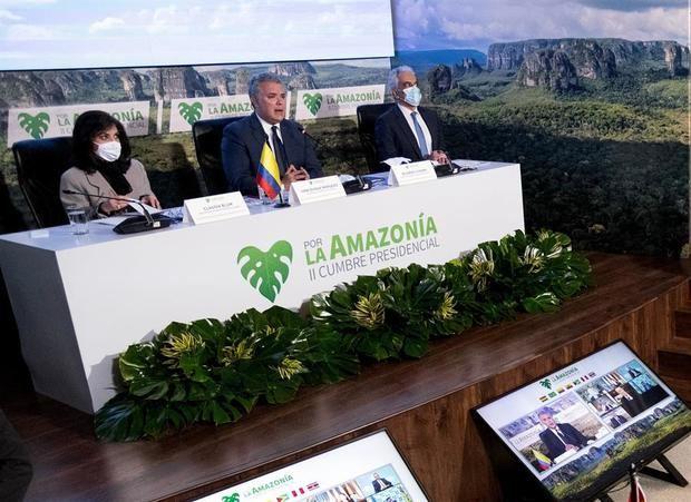 El BID facilitará financiamento a países amazónicos para impulsar la