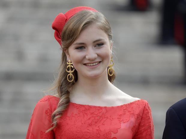 La princesa Isabel de los belgas estudiará Historia y Política en Oxford
