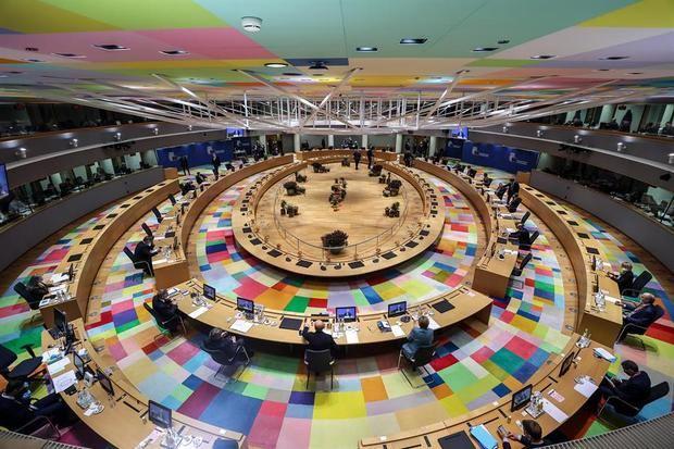Los líderes de la UE instan a proseguir la coordinación frente a la Covid-19
