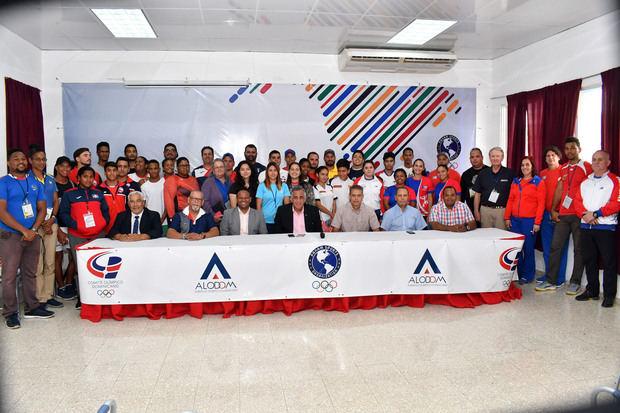 Fedota da apertura a Campamento Internacional Panamericano Arquería