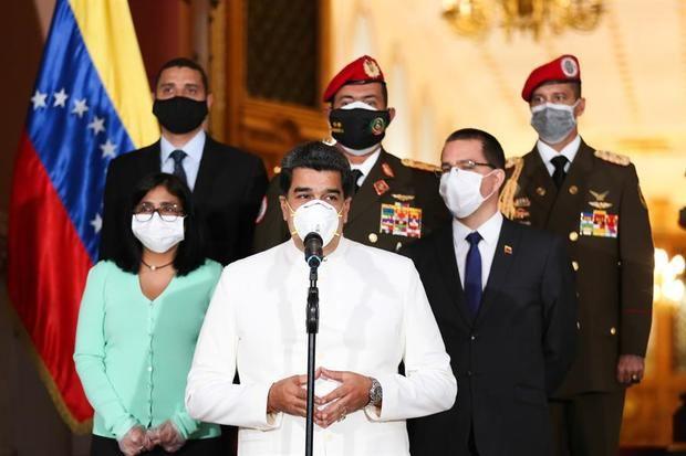 Maduro asegura que la justicia les