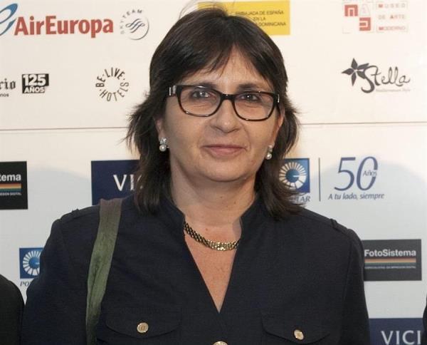 La española Inés Aizpún, primera mujer en dirigir un diario en República Dominicana