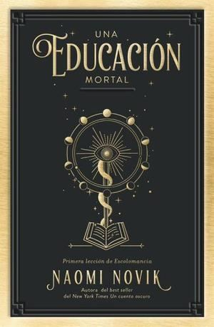 Imagen de la portada del libro 'Una educación mortal' cedida por la editorial Umbriel.