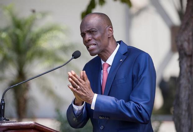 Moise pide un acuerdo de convivencia para enfrentar la violencia en Haití