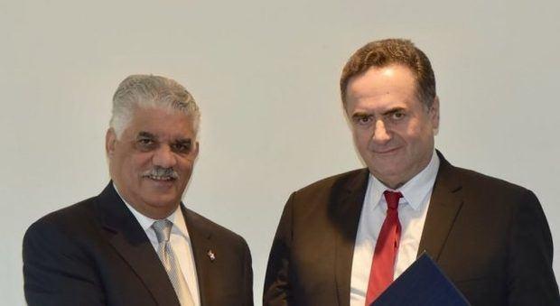 RD e Israel firman acuerdo para posibilitar vuelos directos