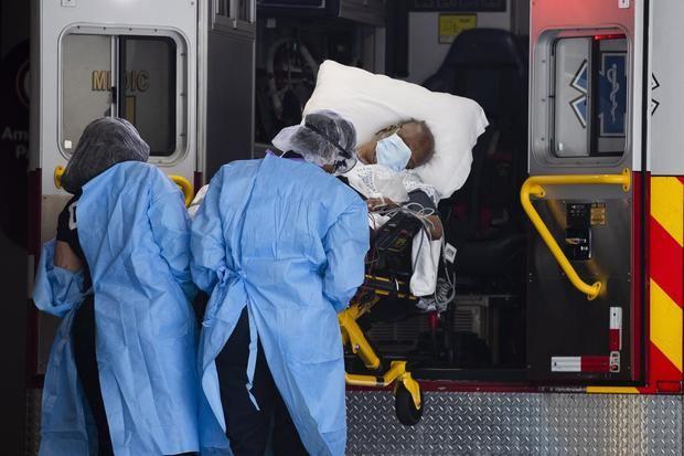 Estados Unidos acumula 580.025 muertos y 32.601.576 contagios por covid-19