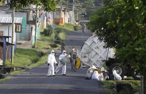 Panamá acumula 159 muertes por el COVID-19 y 5.538 contagios de la enfermedad