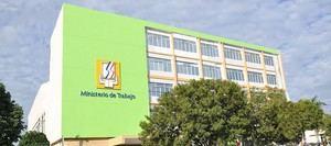Oficinas del Ministerio de Trabajo de la República Dominicana. (Foto: Fuente Externa).