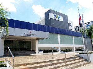 Sede de Dirección General de Aduanas.