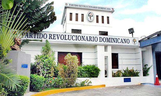 Sede del Partido Revolucionario Dominicano, PRD.