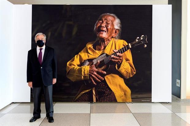 Naciones Unidas: 75 años, 75 fotografías