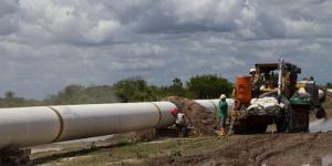 El oleoducto solo comenzará operaciones hasta que cuente con el aval del Ministerio de Medio Ambiente