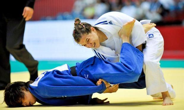 La judoca Paula Belén dirá adiós al judo luego de Tokio 2020