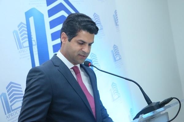 Presidente APROCOVICI anuncia esfuerzos para construir 300 mil viviendas