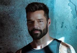 Fotografía cedida por Sony Music donde aparece el cantante puertorriqueño Ricky Martin.