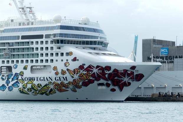 Congresistas de EE.UU. buscan con nueva ley reactivación de cruceros en julio