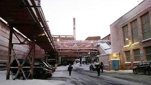 El gigante minero metalúrgico Nornickel.