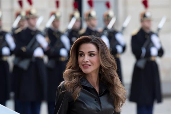 Rania de Jordania cumple 50 años.