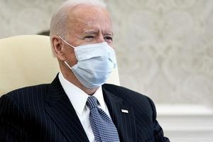 En la imagen el presidente de EE.UU. Joe Biden.