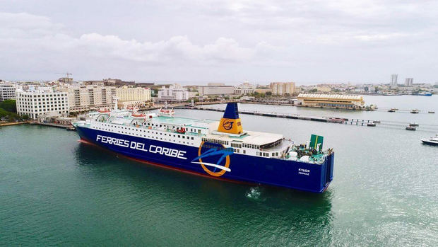 Se reanuda el enlace marítimo entre Puerto Rico y la República Dominicana