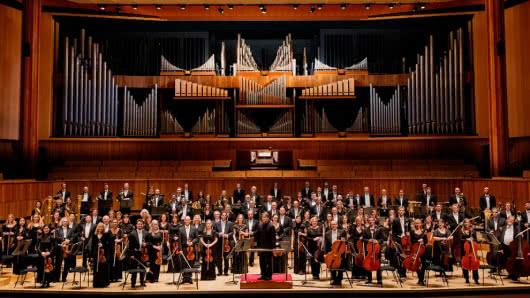 """El Festival Internacional de Música de Cartagena inicia con """"armonía celeste"""""""