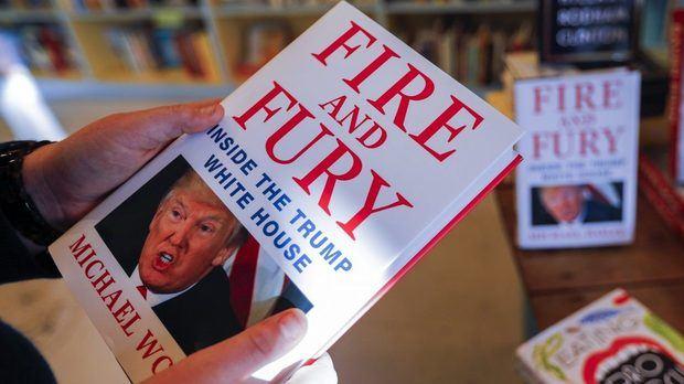 Libro sobre Trump llega con éxito y Dan Brown se consolida como superventa