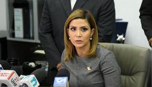 La fiscal Rosalba Ramos