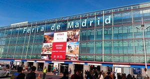 Feria en España.