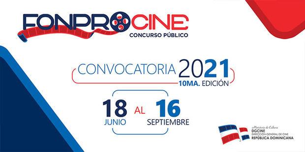 El Concurso Público FONPROCINE abre la convocatoria para su 10.ª edición