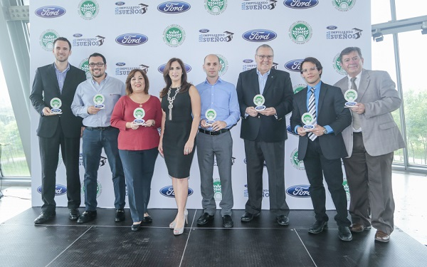 Ford premia proyectos ambientales de Panamá, Costa Rica y RD