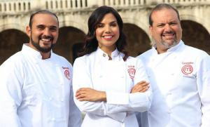 Saverio Stassi, Chef Tita y Leandro Díaz.