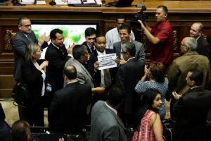 Presos políticos liberados en Venezuela