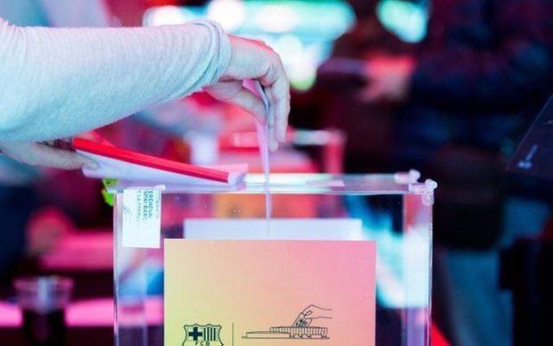 FC Barcelona aplaza elecciones presidenciales por tercera ola COVID-19