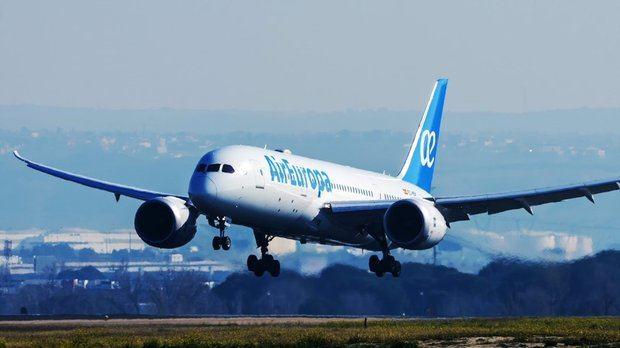 Aerolínea española Air Europa recupera su operativa diaria con Santo Domingo