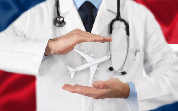 RD ofrece seguro médico gratis a turistas para cualquier emergencia