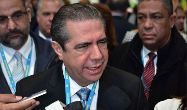 Francisco Javier García: ingresos por turismo crecieron un 1.7 % en 2019.