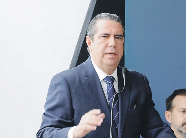 Ministro de Turismo, Francisco Javier García Fernández, fue designado coordinador de estrategia del candidato presidencial del PLD Gonzalo Castillo.