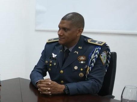 Coronel Franklin Gruñón.