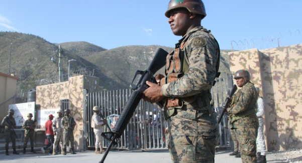 Presidente Abinader recomienda a las bandas haitianas no cruzar la frontera