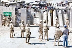 El país refuerza la frontera por crisis política en Haití.