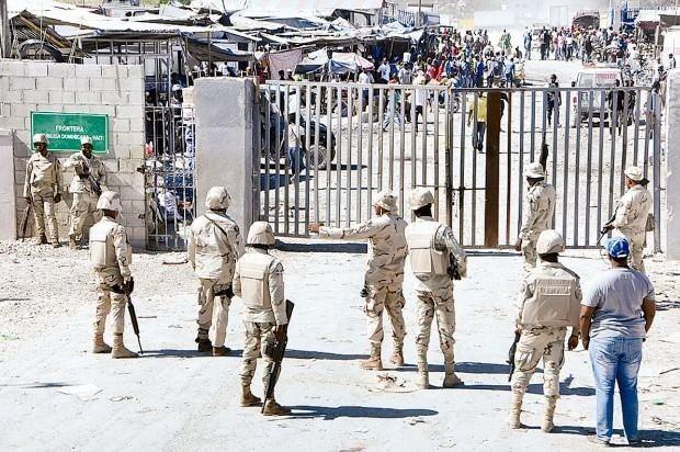 El país refuerza la frontera por crisis política en Haití