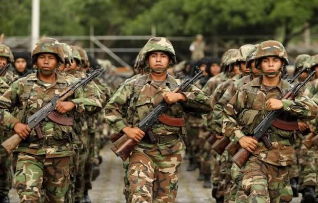 Fuerzas Armadas piden que se detenga la violencia en Nicaragua