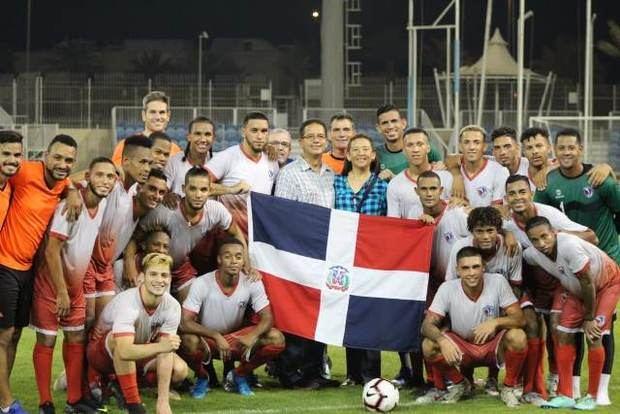 Selección dominicana de fútbol se dice preparada para Liga de Naciones