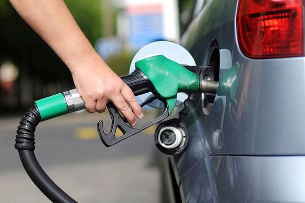 Bajan los precios de las gasolinas