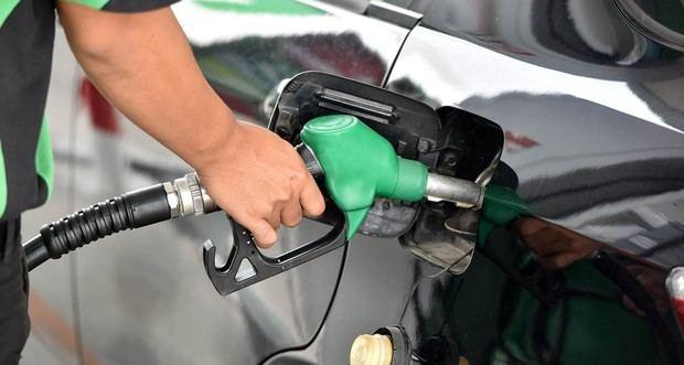Bajan todos los combustibles excepto las gasolinas.